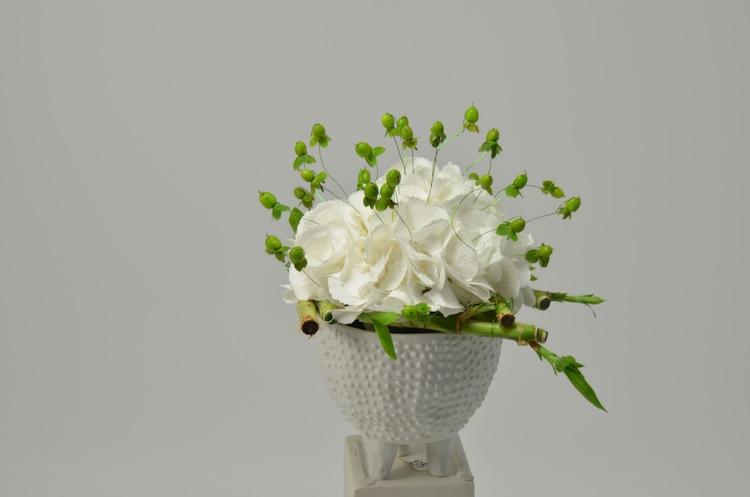 fleuriste-montpellier-juvignac-blanc vert