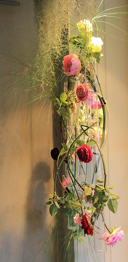 fleuriste-montpellier-juvignac-vases-bambous-suspendus