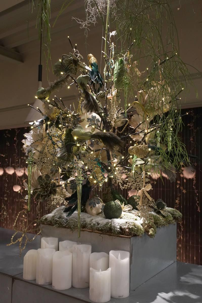 arbre de noel decoration de noel montpellier